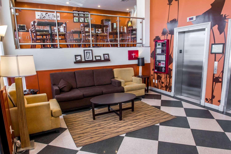 Lobby - Sleep Inn Long Island City Queens