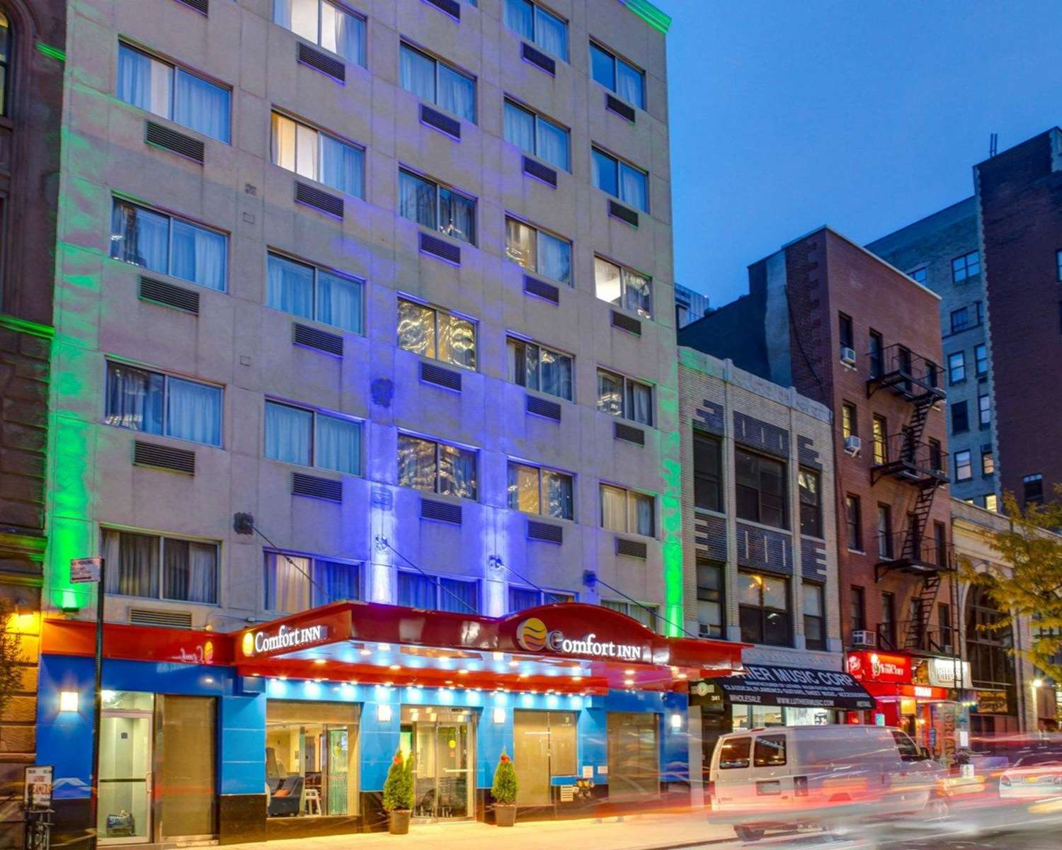 Exterior view - Comfort Inn Times Square New York