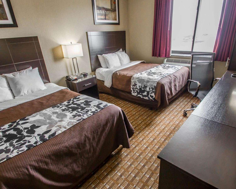 Room - Sleep Inn 22nd Street Brooklyn Heights