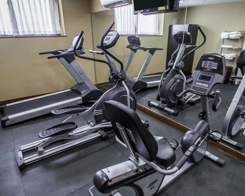 Fitness/ Exercise Room - Sleep Inn 22nd Street Brooklyn Heights
