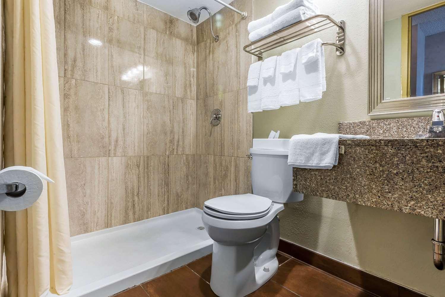 Room - Quality Inn Hamburg