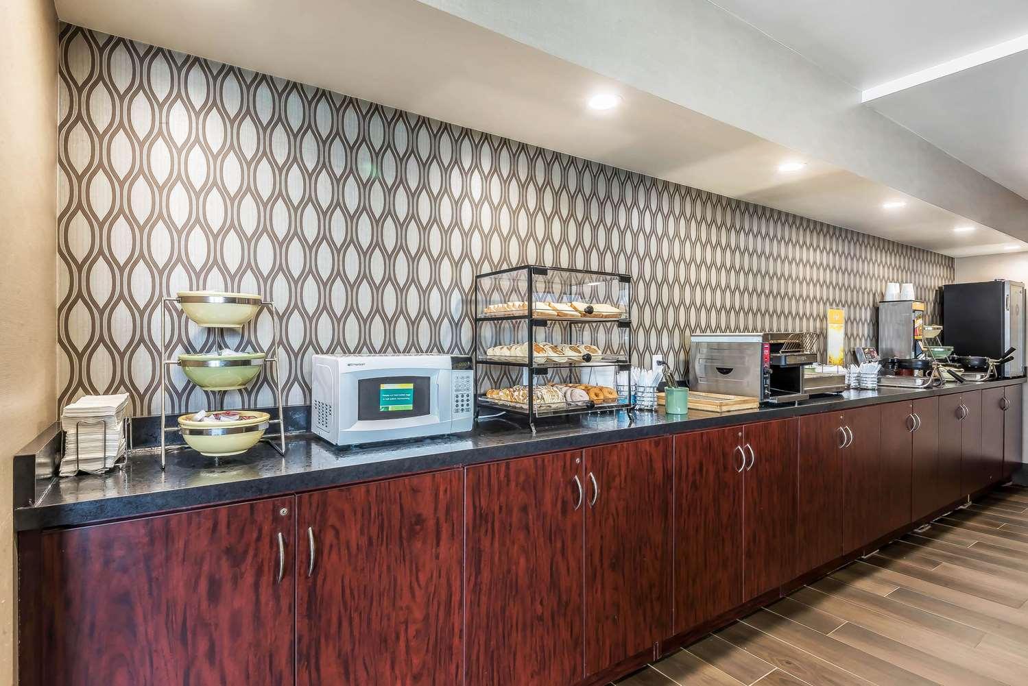 Restaurant - Quality Inn Hamburg