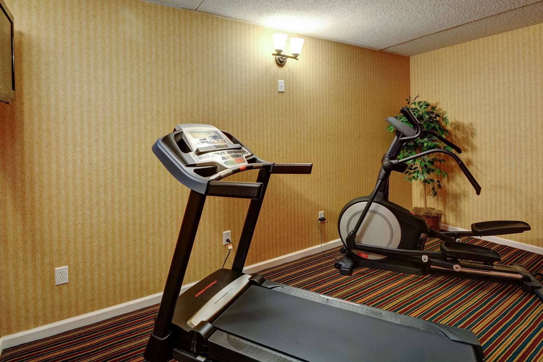 Fitness/ Exercise Room - Rodeway Inn Lake George