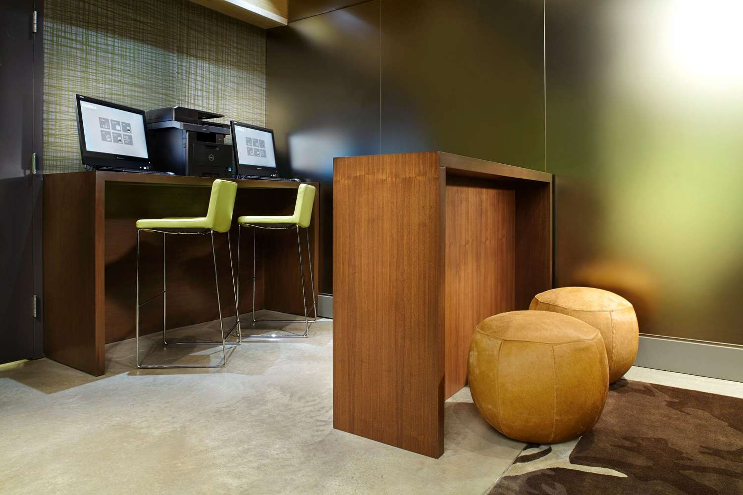 Conference Area - Cambria Suites Chelsea New York