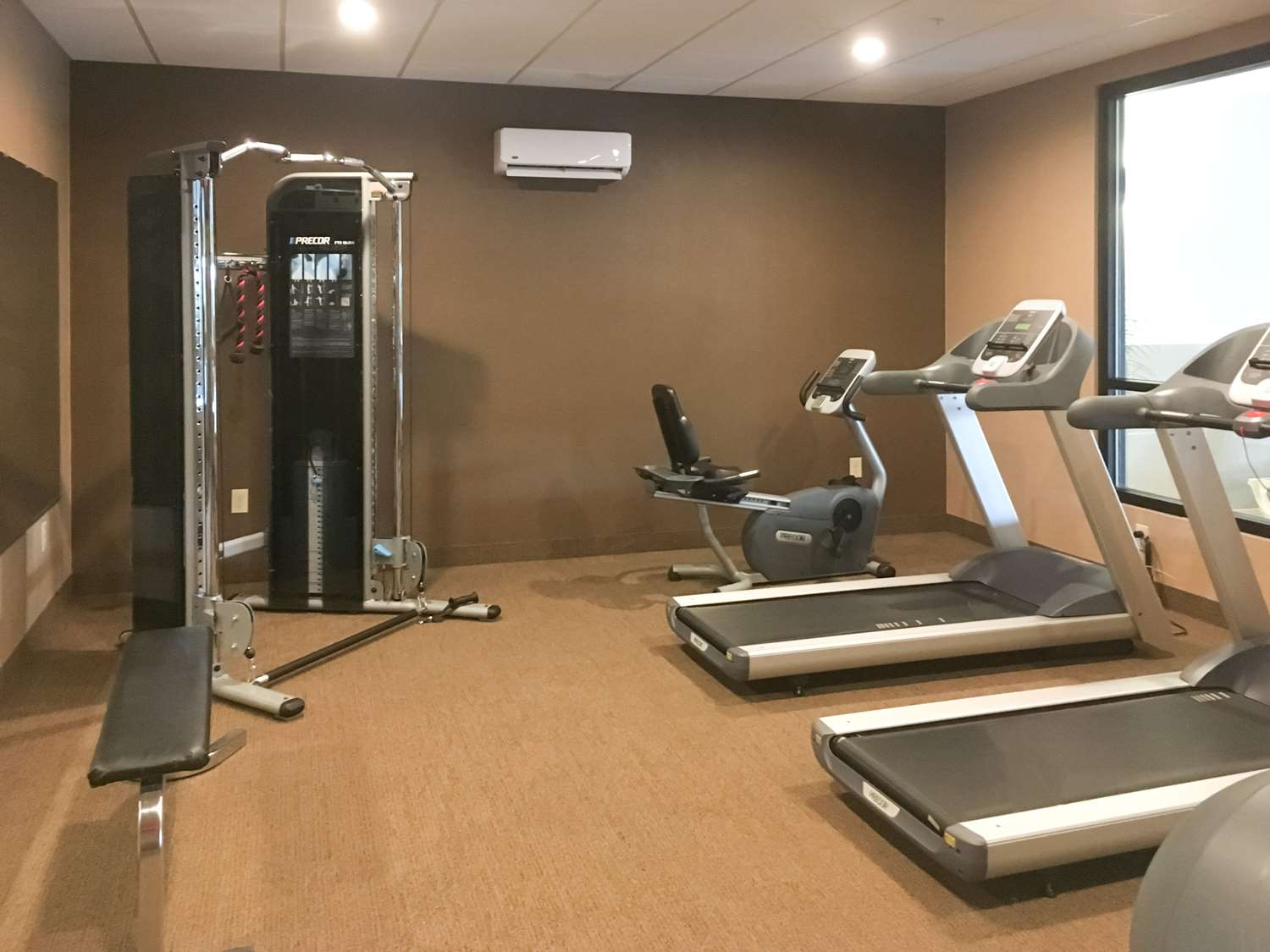 Fitness/ Exercise Room - Comfort Inn Cohoes