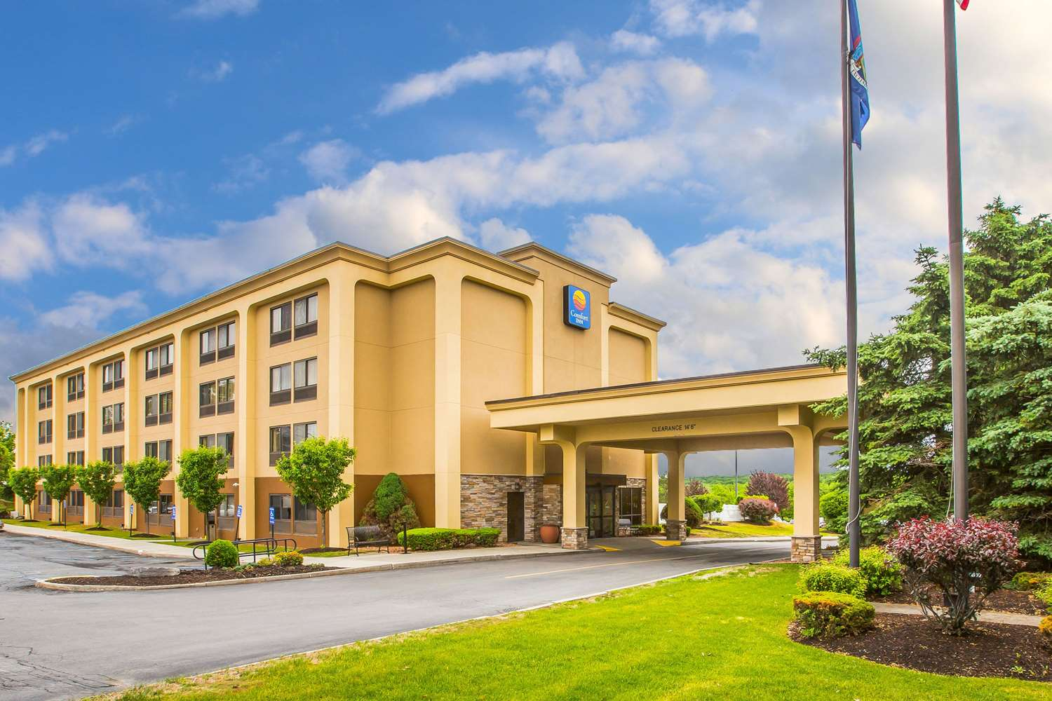 Exterior view - Comfort Inn Cohoes