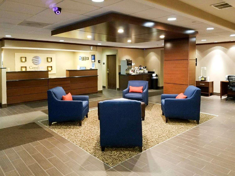 Lobby - Comfort Inn Cohoes