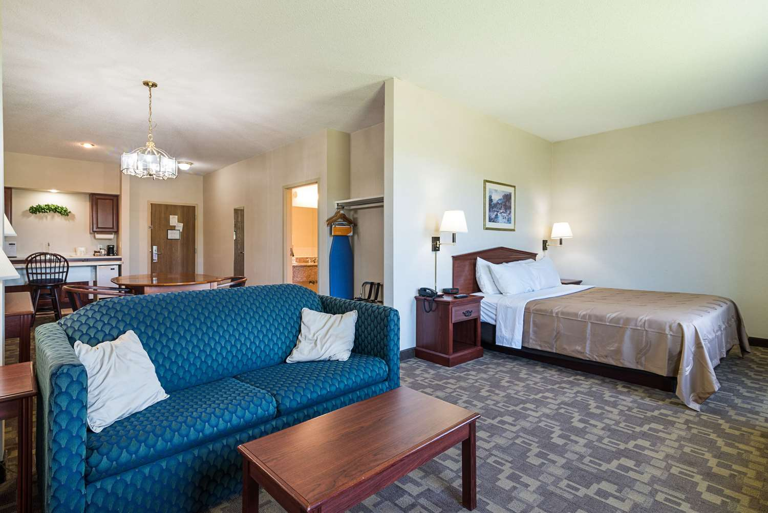 Suite - Quality Inn & Suites Schoharie