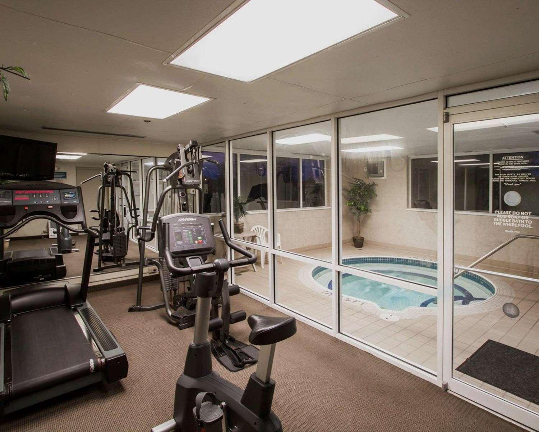 Fitness/ Exercise Room - Sleep Inn Buffalo Airport Cheektowaga