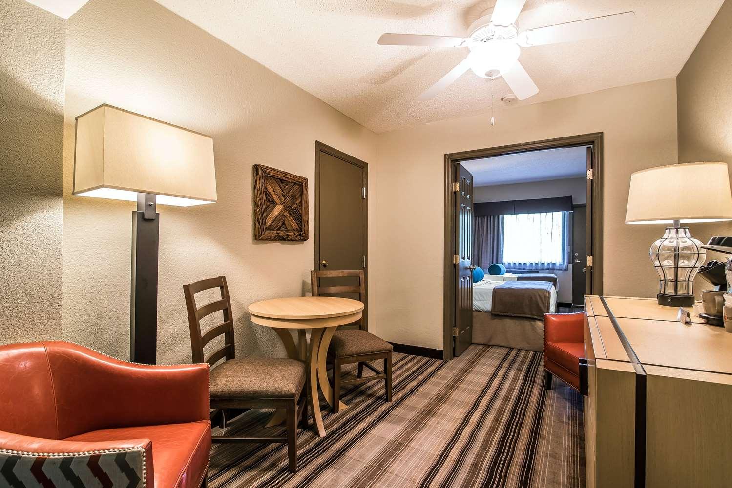 Room - Hotel North Woods Lake Placid