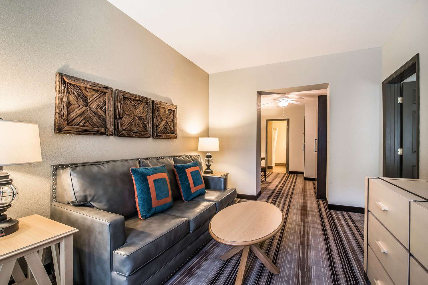 Suite - Hotel North Woods Lake Placid