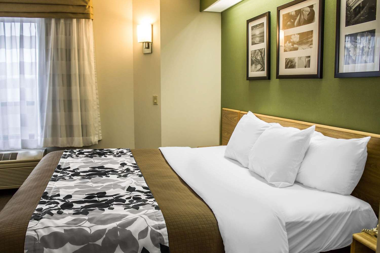 Suite - Sleep Inn Bolivar