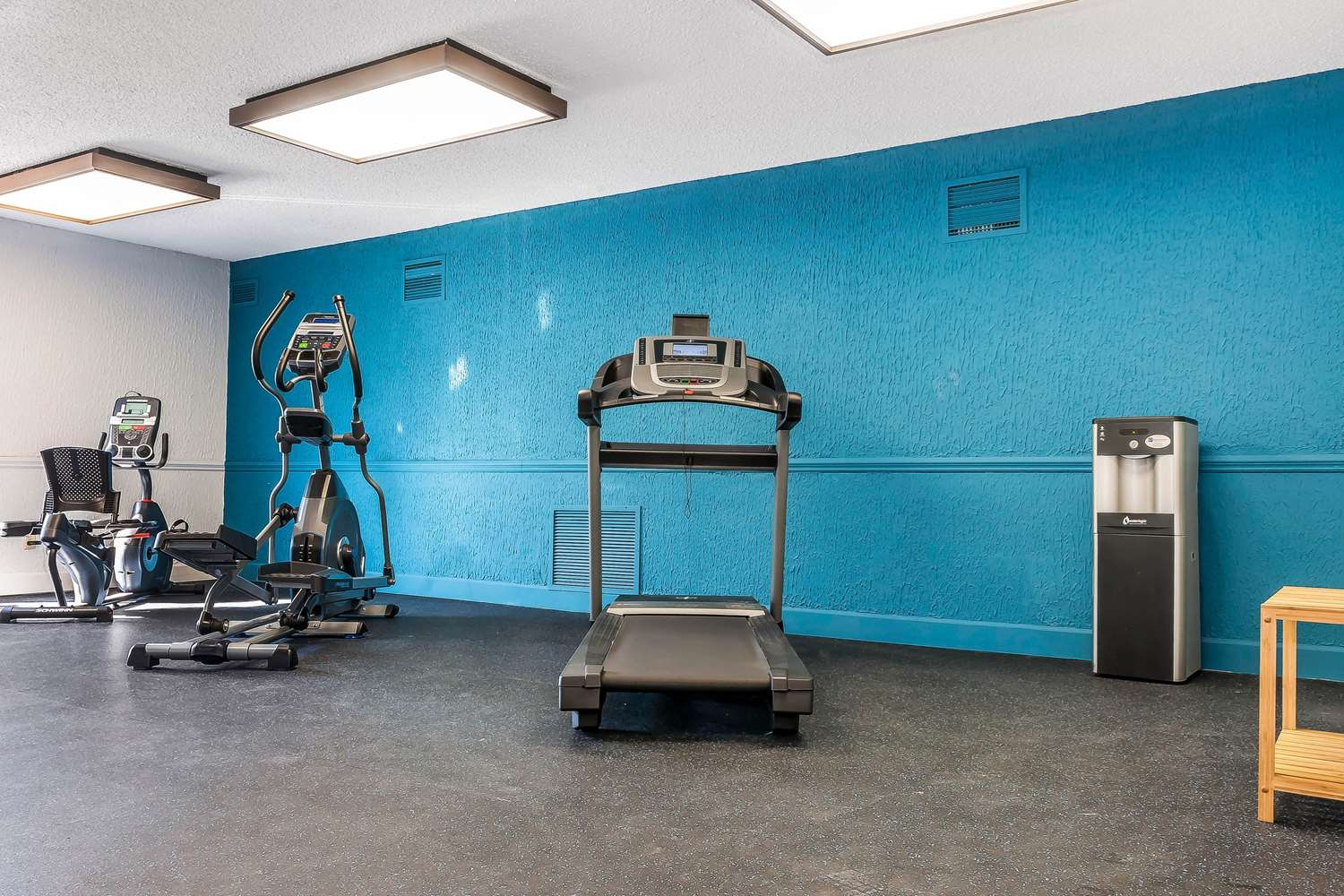 Fitness/ Exercise Room - Blu Hotel Blue Ash