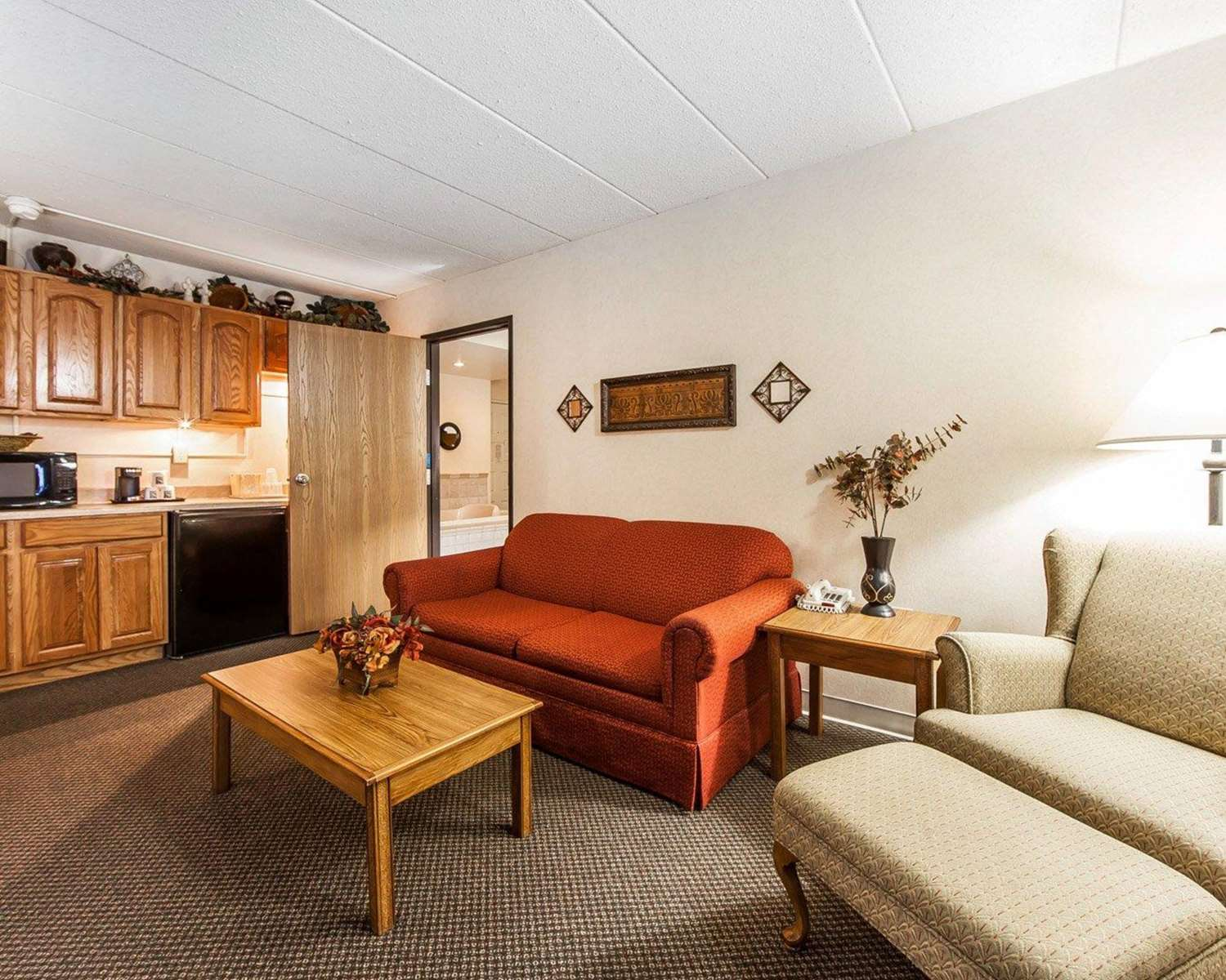 Suite - Quality Inn Chillicothe