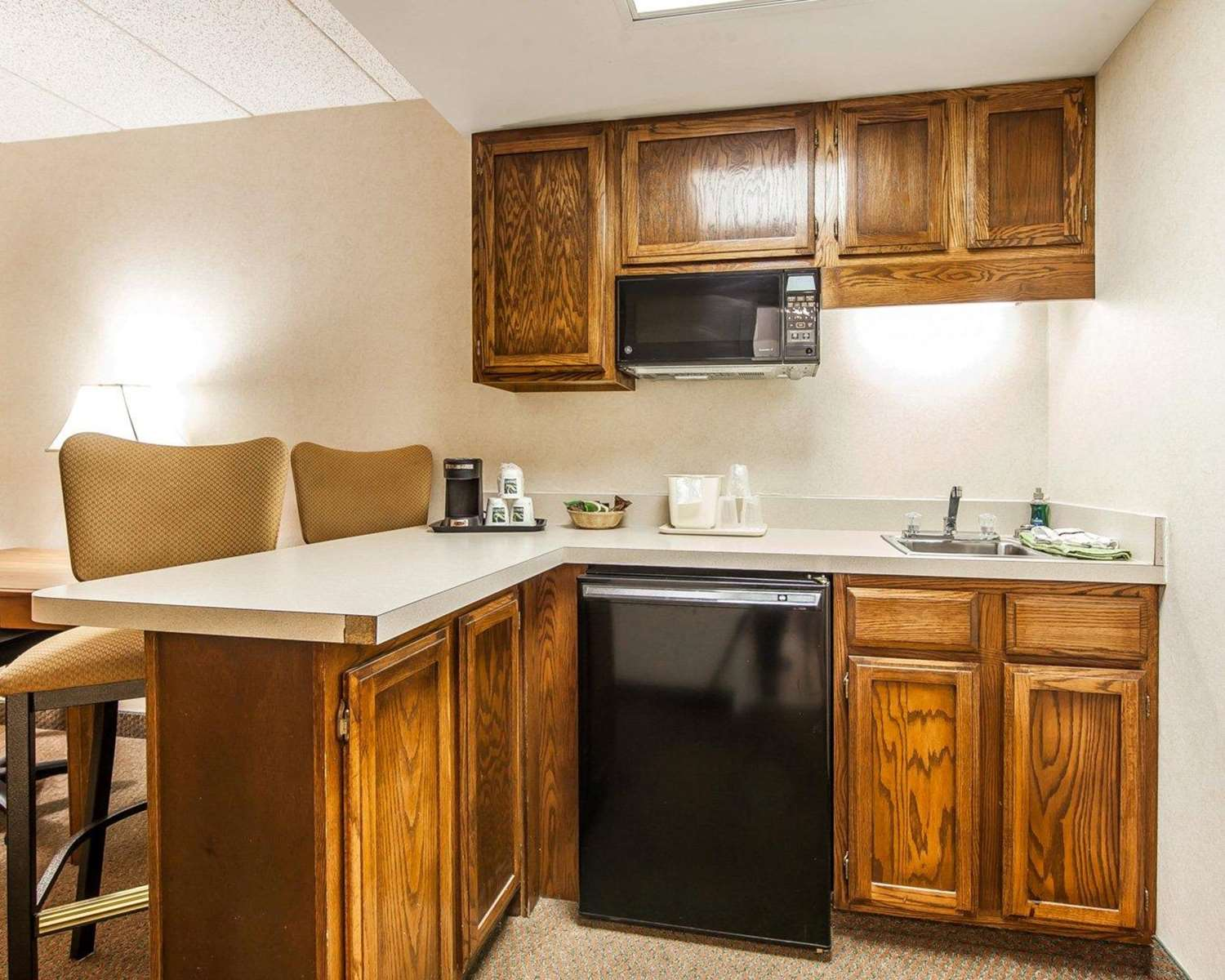 Room - Quality Inn Chillicothe