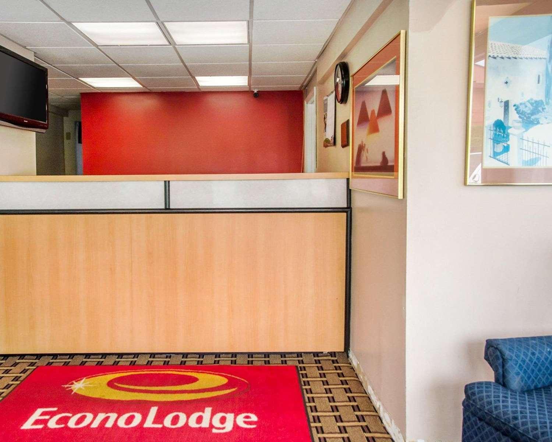 Lobby - Econo Lodge Franklin