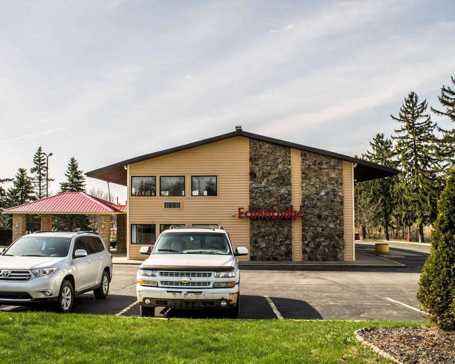 Econo Lodge Wooster, OH - See Discounts
