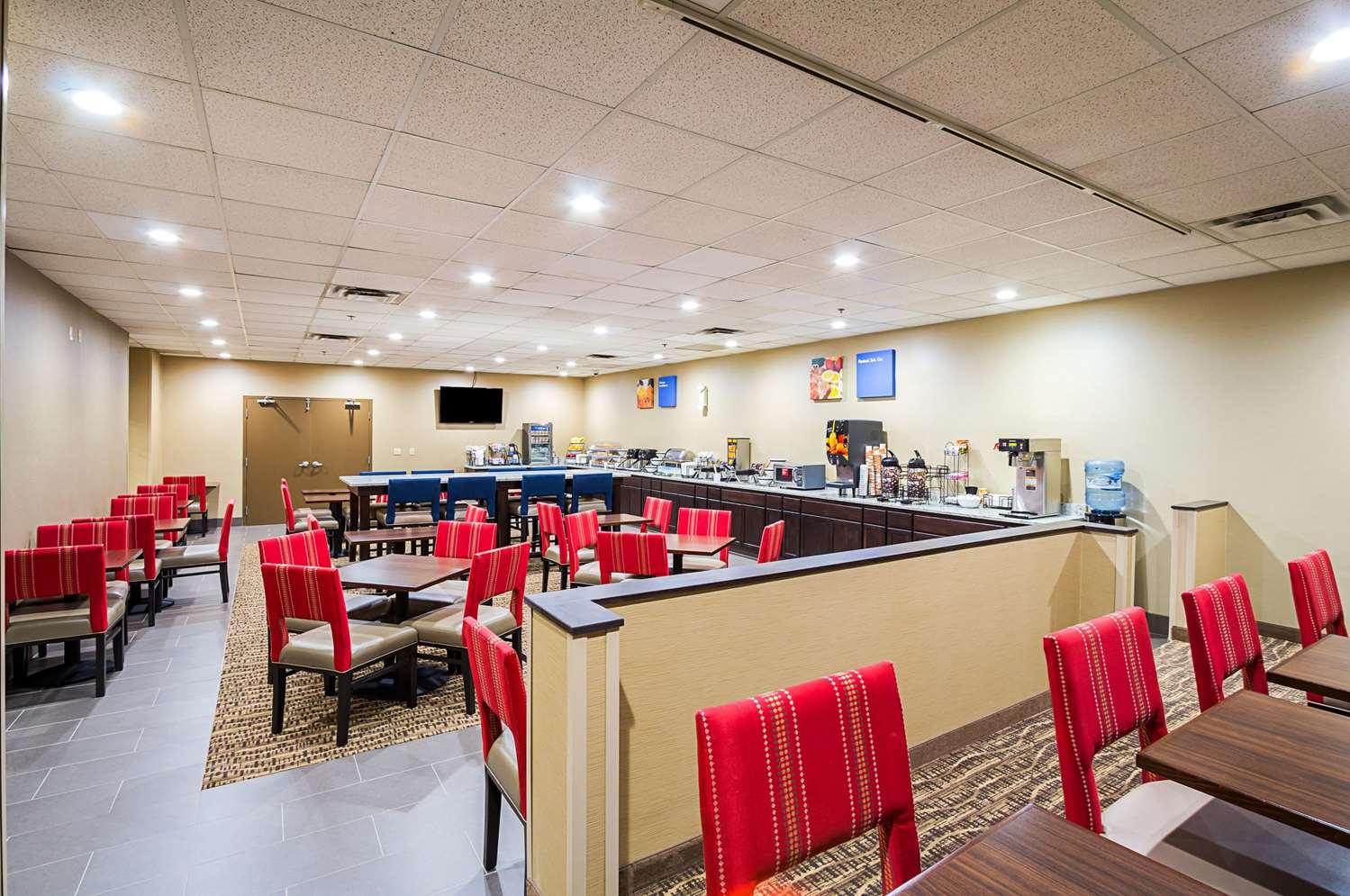 Restaurant - Comfort Inn Downtown Cleveland