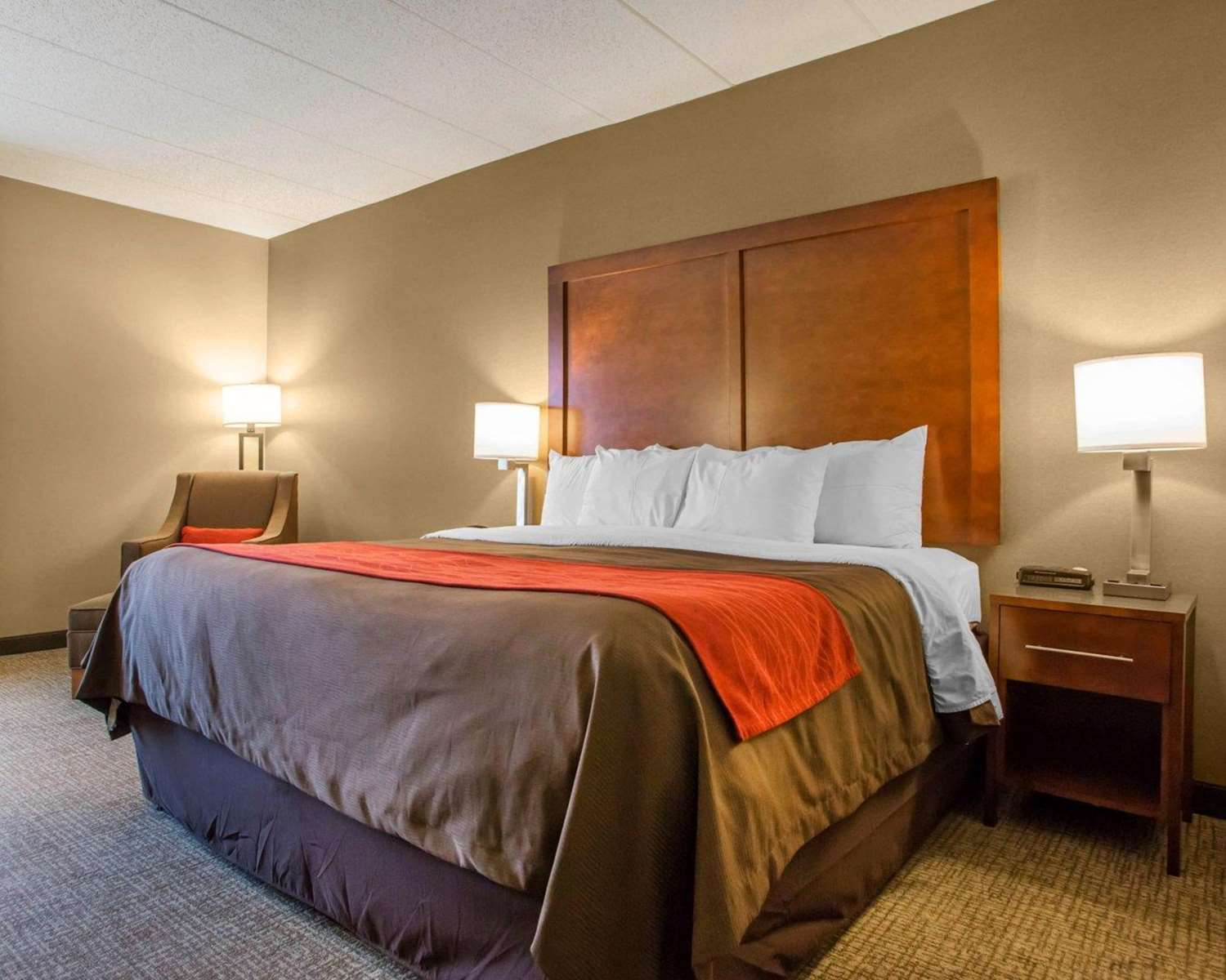 Room - Comfort Inn Huber Heights