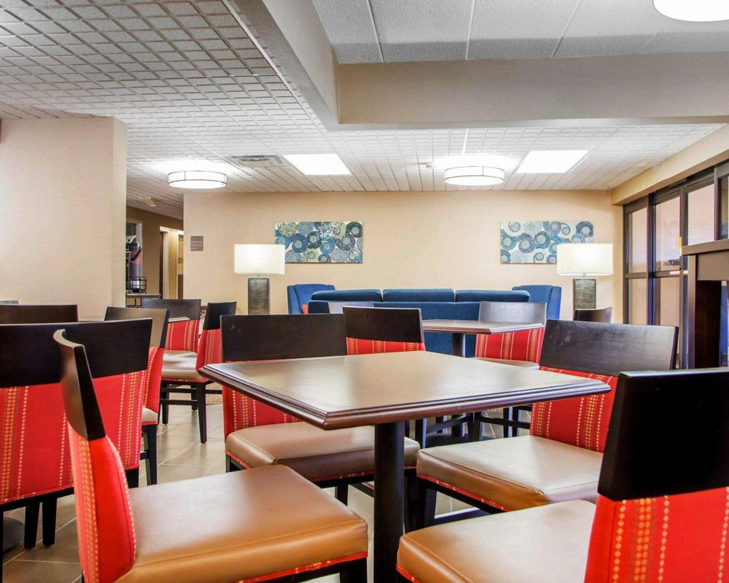 Restaurant - Comfort Inn Huber Heights