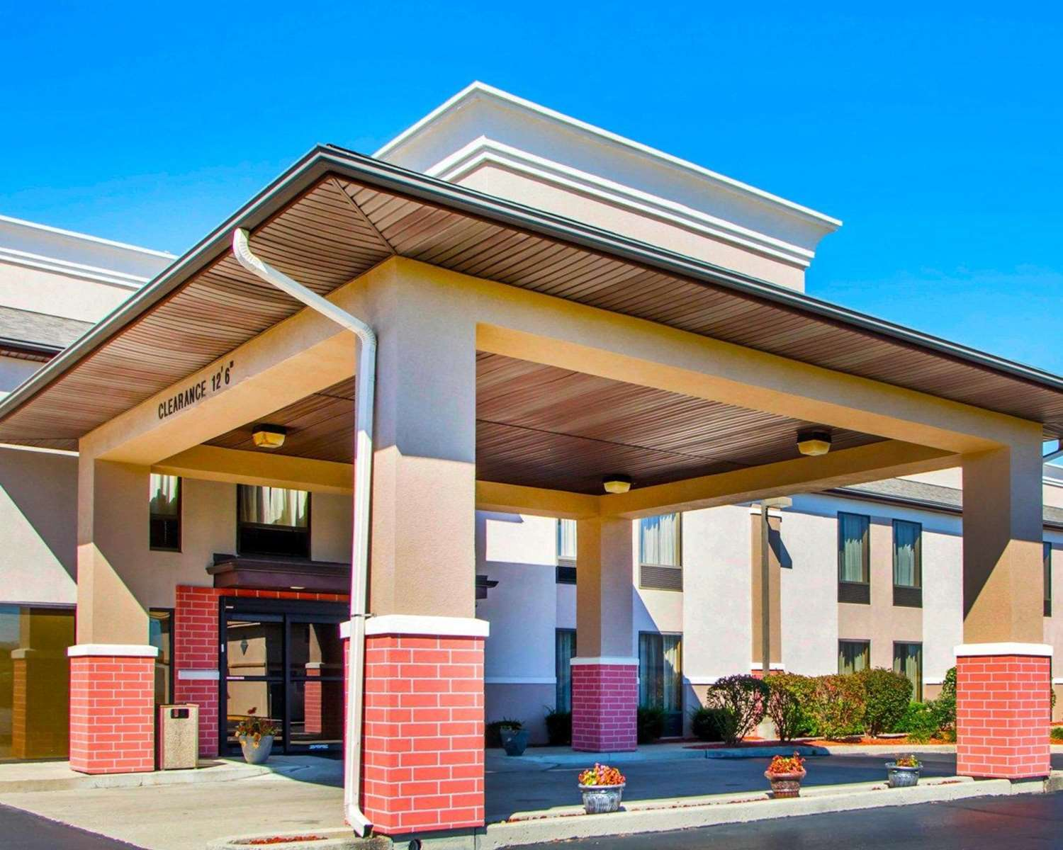 Exterior view - Comfort Inn Huber Heights