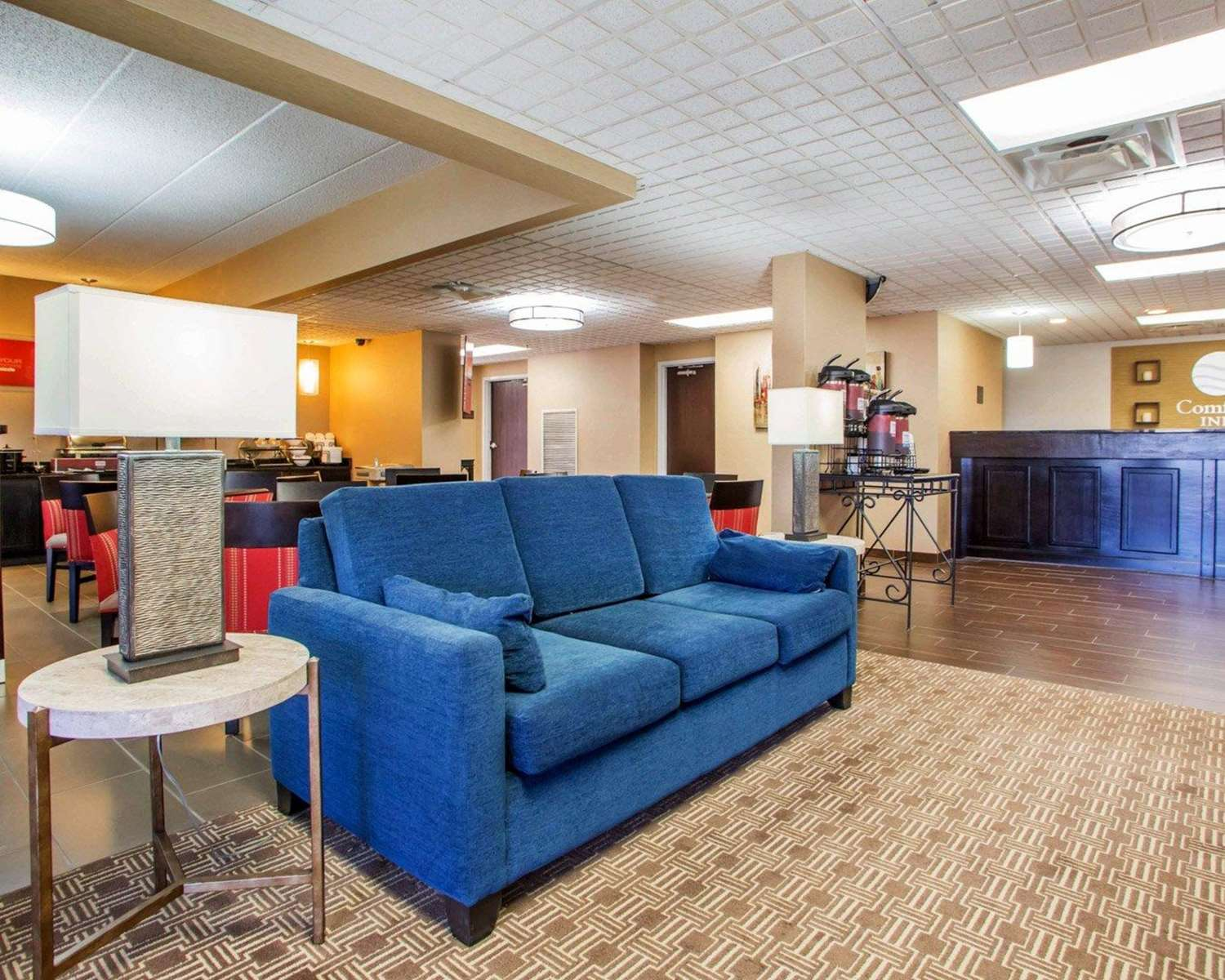 Lobby - Comfort Inn Huber Heights