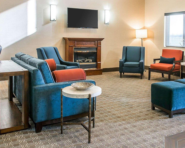 Lobby - Comfort Inn Bluffton