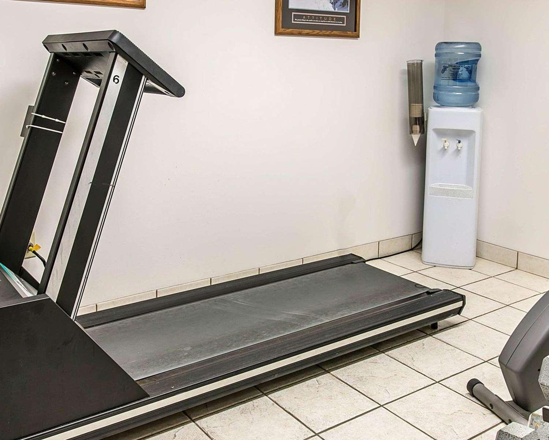 Fitness/ Exercise Room - Comfort Inn Bluffton