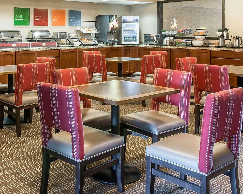 Restaurant - Comfort Inn Bluffton