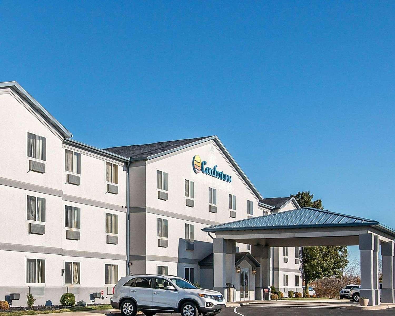 Exterior view - Comfort Inn Bluffton