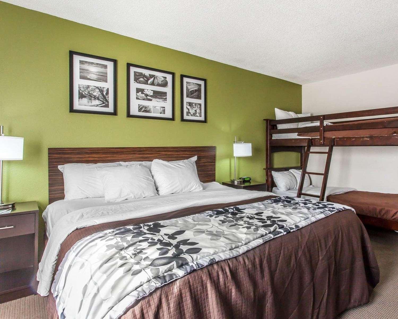 Suite - Sleep Inn Austinburg