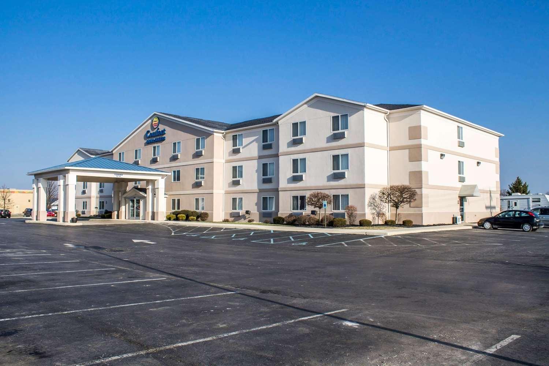 Exterior view - Comfort Inn & Suites Fremont