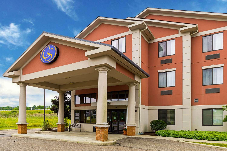 Exterior view - Comfort Suites Twinsburg
