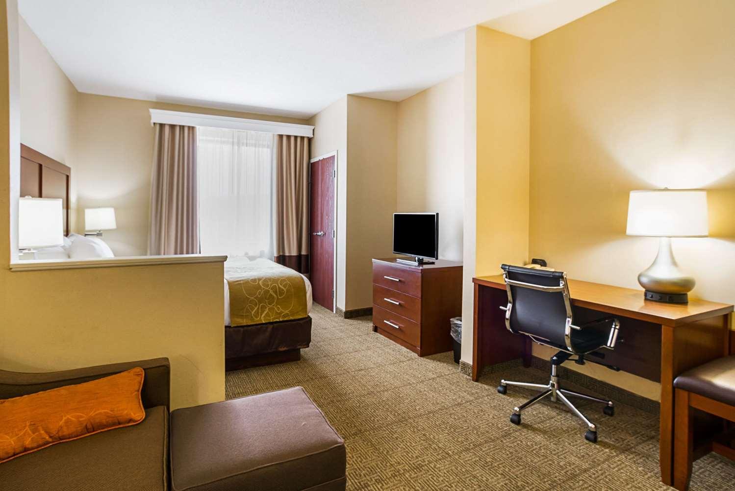 Suite - Comfort Suites Twinsburg