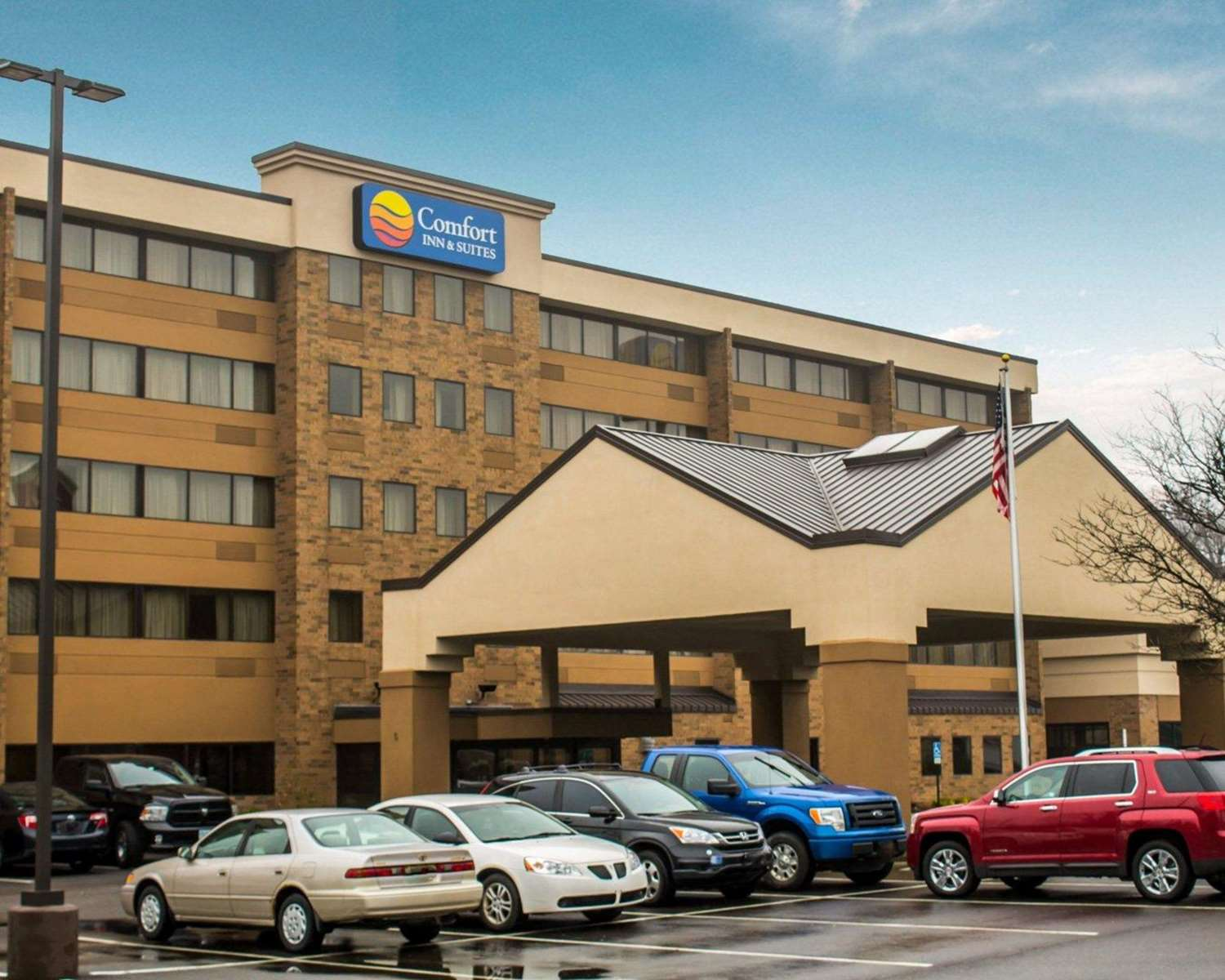 Exterior view - Comfort Inn & Suites Wadsworth