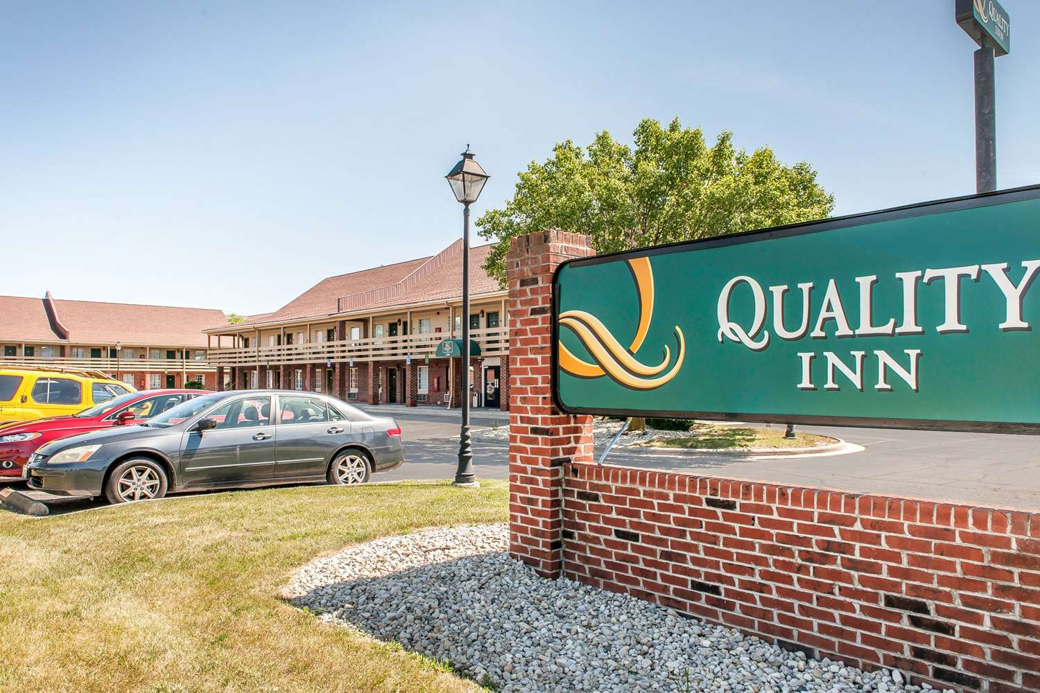 Exterior view - Quality Inn Findlay