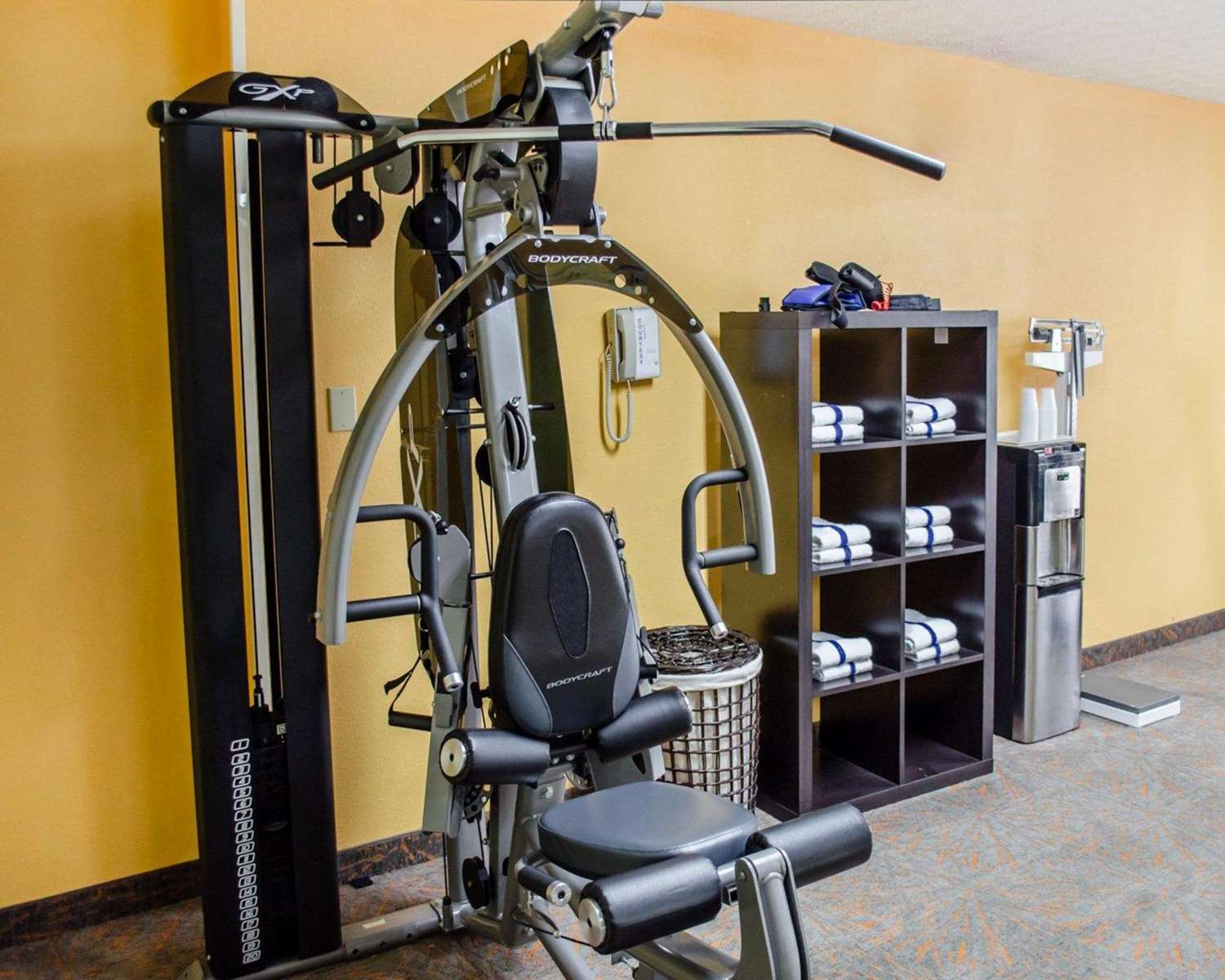 Fitness/ Exercise Room - Quality Inn & Suites Medina