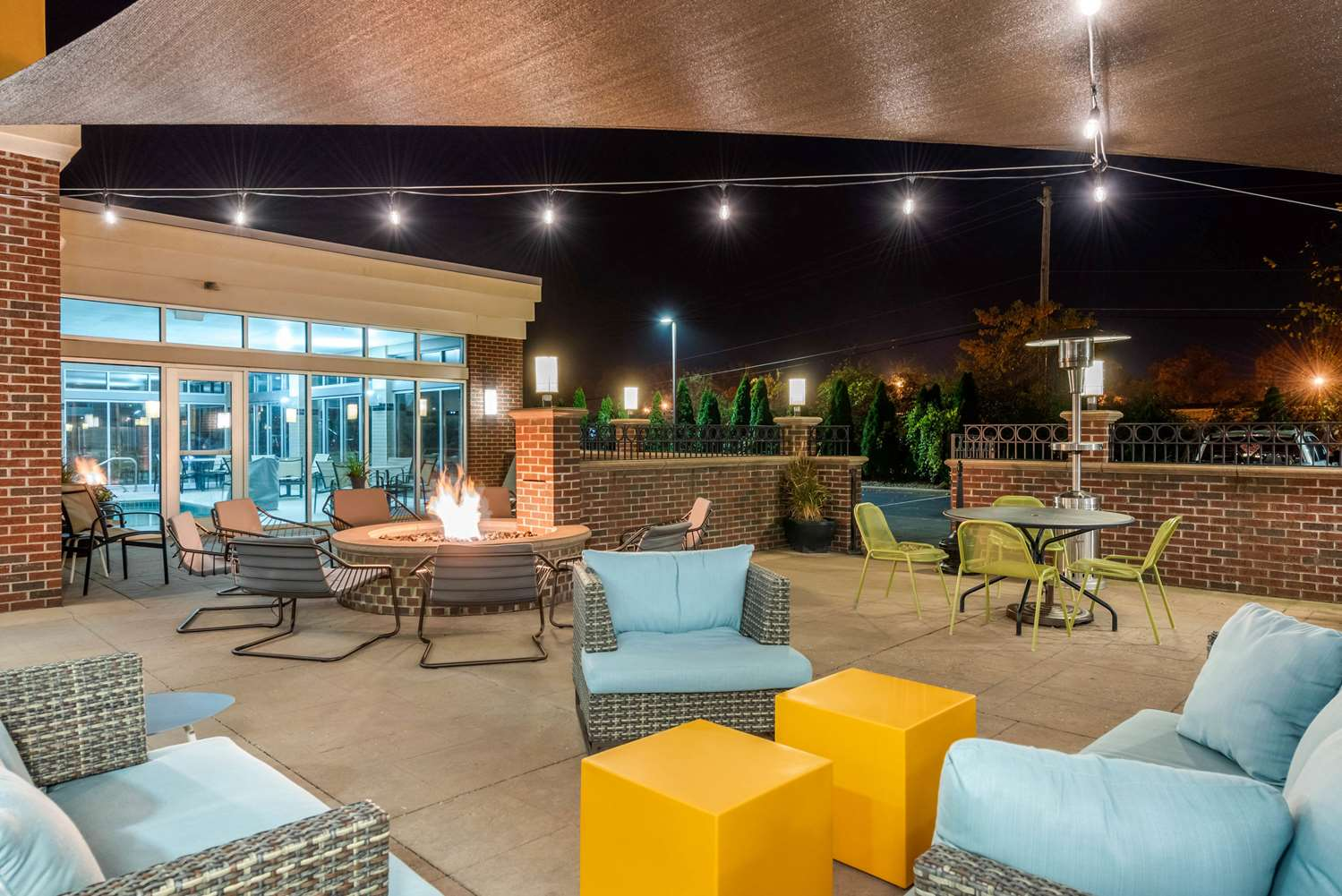 Pool - Cambria Hotel Akron-Canton Airport Uniontown