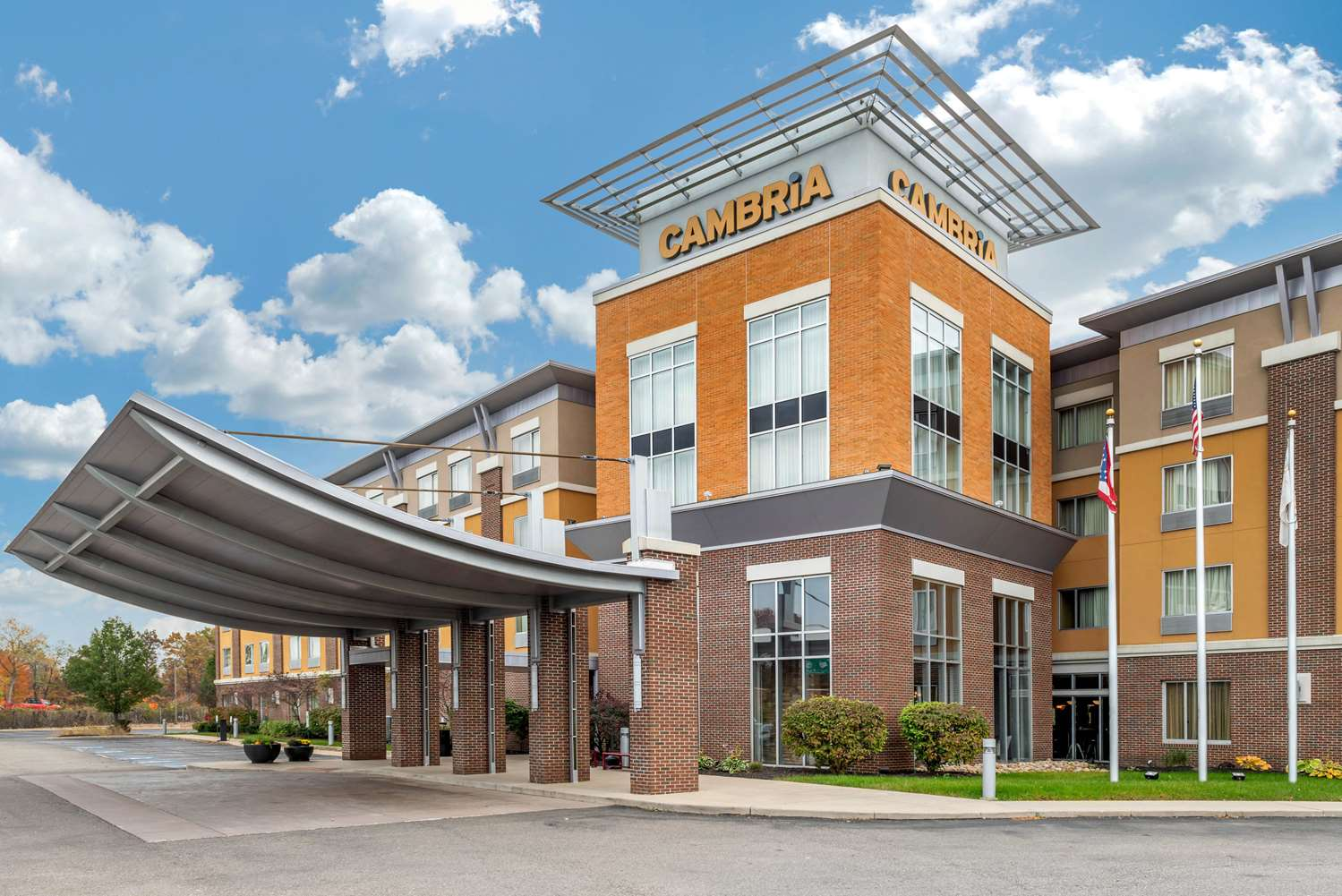 Exterior view - Cambria Hotel Akron-Canton Airport Uniontown