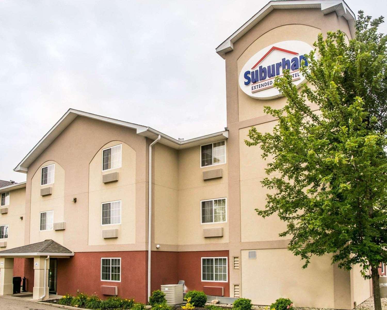 Exterior view - Suburban Extended Stay Hotel Beavercreek