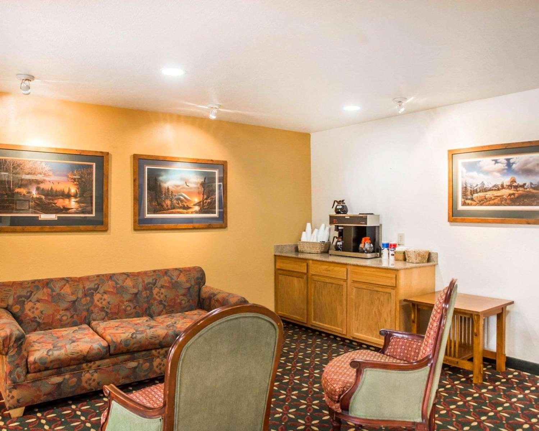 Lobby - Suburban Extended Stay Hotel Beavercreek