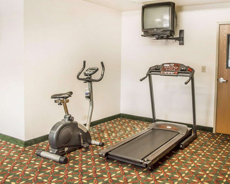 Fitness/ Exercise Room - Suburban Extended Stay Hotel Beavercreek