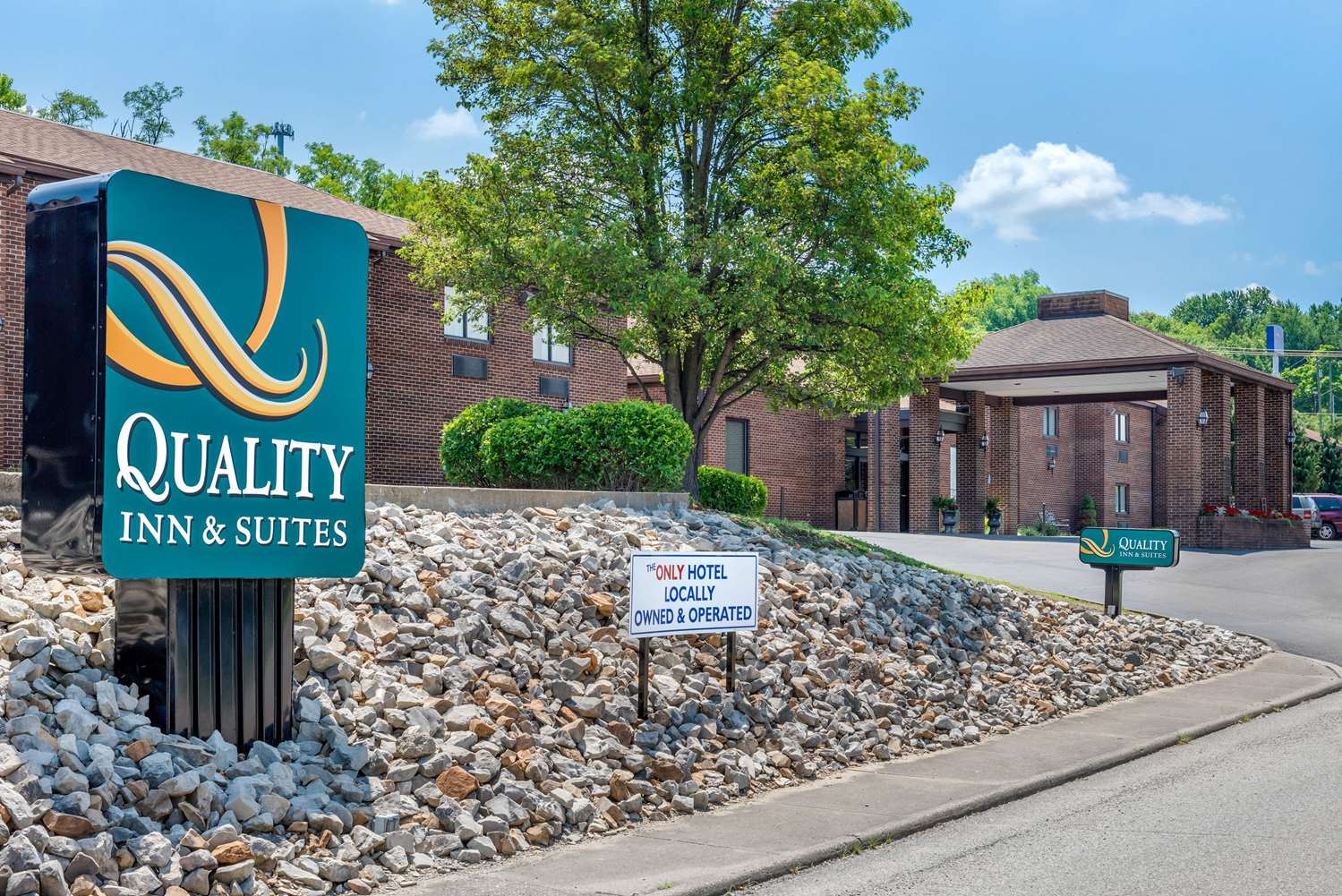 Exterior view - Quality Inn & Suites Zanesville