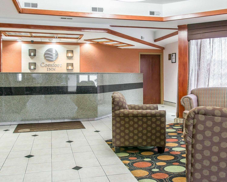 Lobby - Comfort Inn Maumee