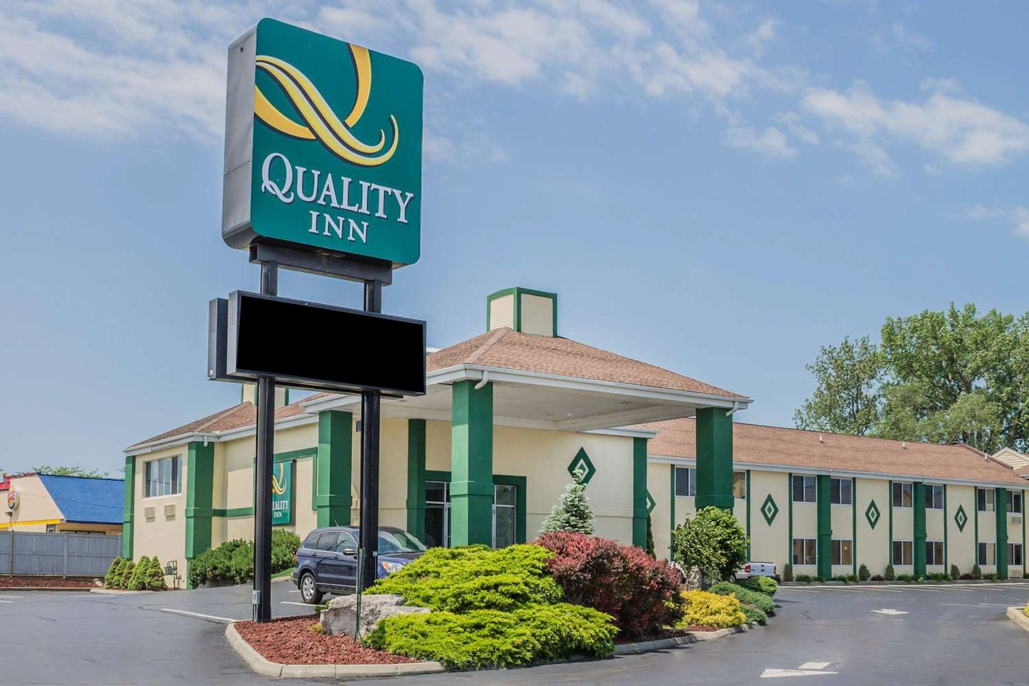 Exterior view - Quality Inn Port Clinton