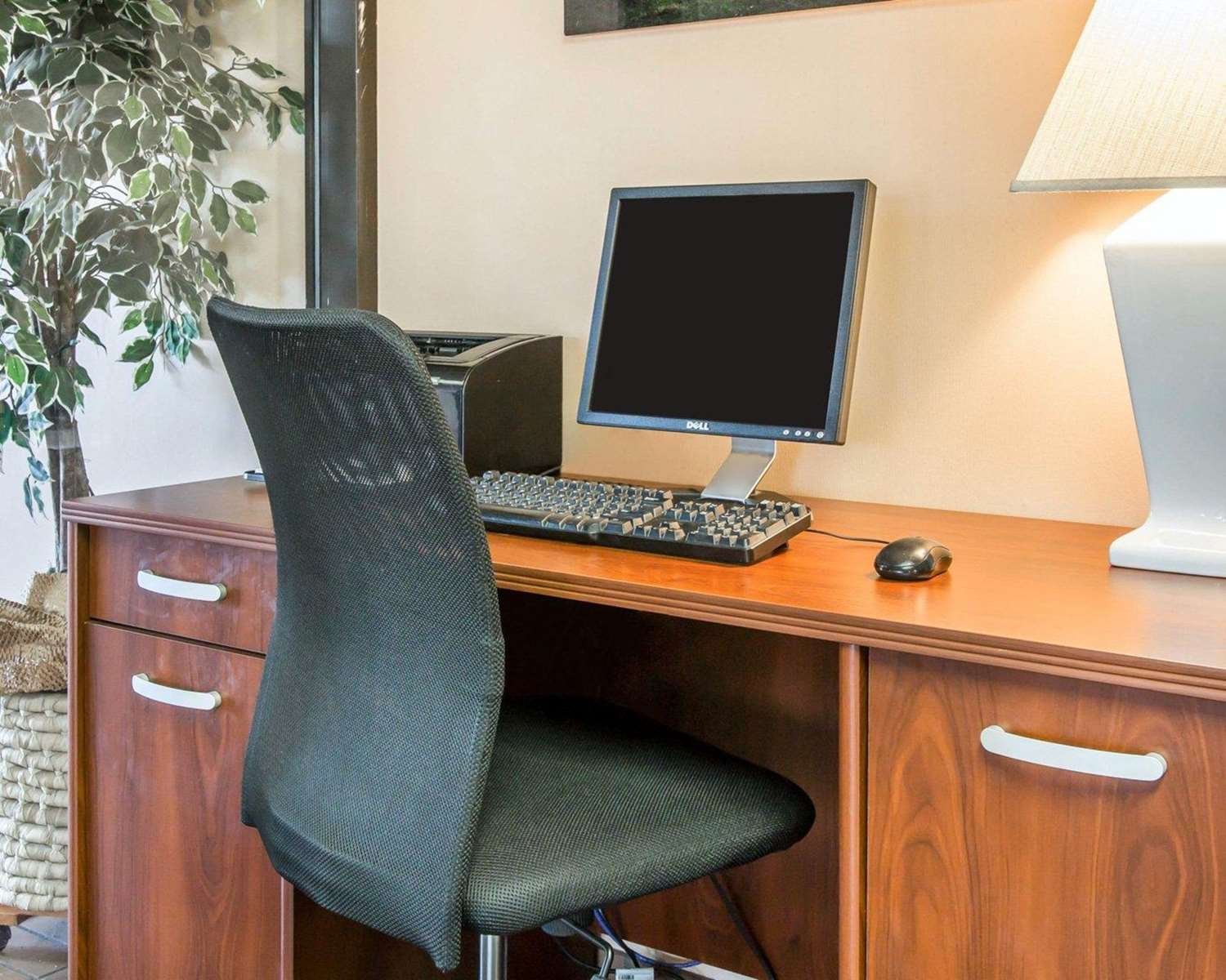 Conference Area - Quality Inn Toledo West