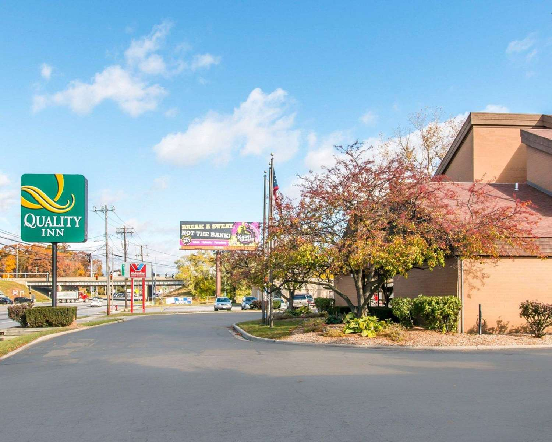 Exterior view - Quality Inn Toledo West