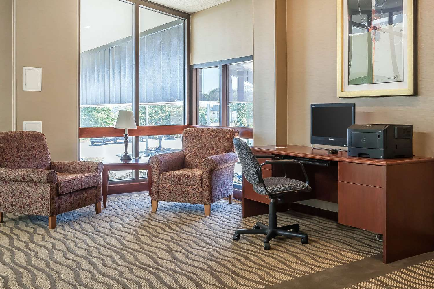 Conference Area - Comfort Inn Hall of Fame Canton