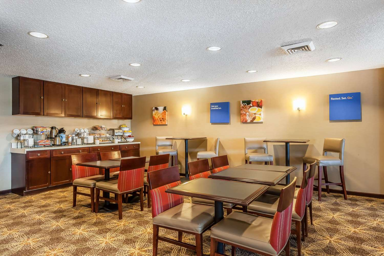 Restaurant - Comfort Inn Hall of Fame Canton