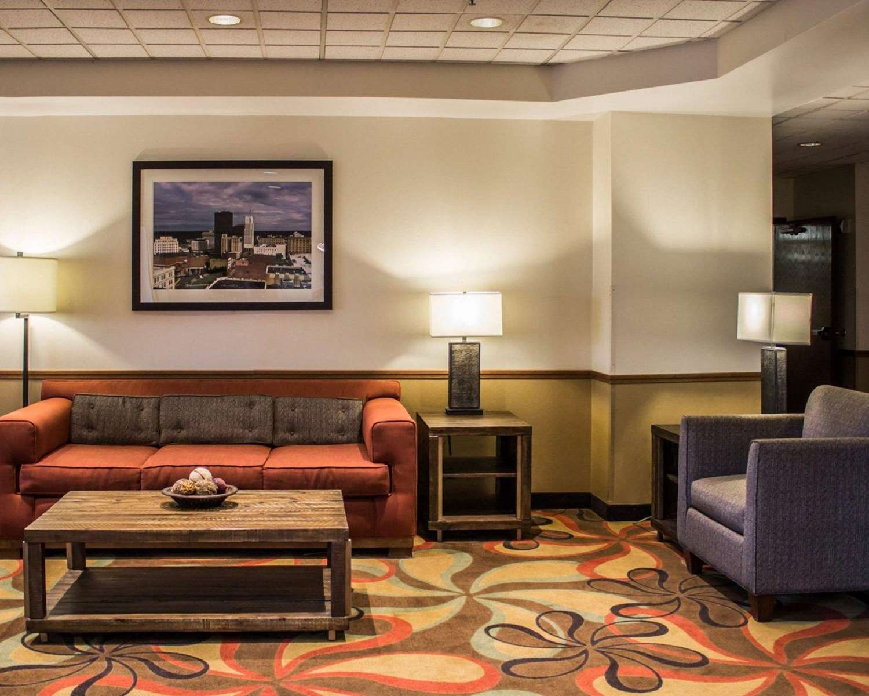 Lobby - Econo Lodge South Akron